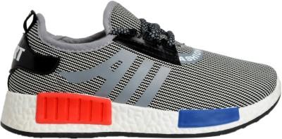 QBA Running Shoes(Grey)
