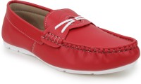 Vilax Loafers(Red, White)