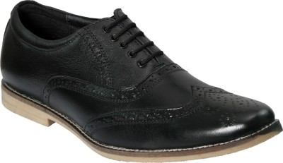 Vittaly Premium Oxford Lace Up Shoes