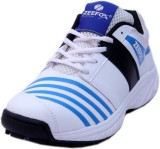 Zeefox Cricket Shoes (White)