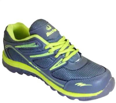 Daxter Grey Running Shoes