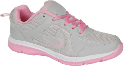 Hitcolus Pink Trendy Sport Running Shoes