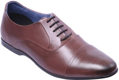 Cord Wainers Lace Up Shoes