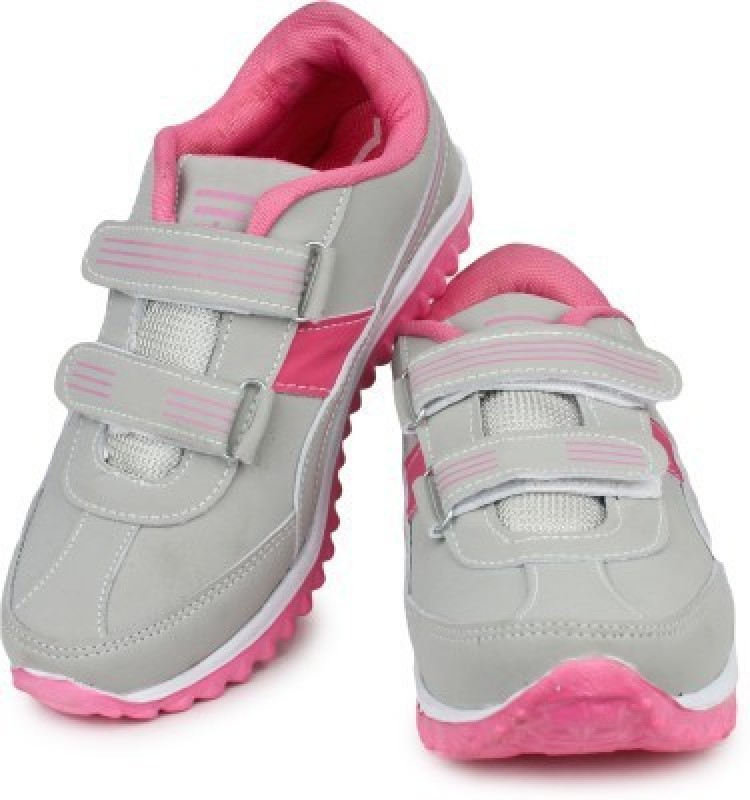 Delux Look Basketball Shoes(Grey)