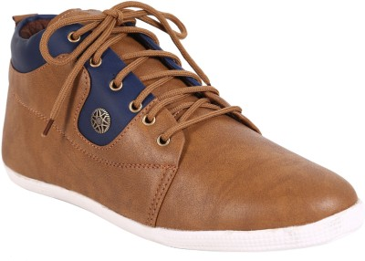 Quarks Lifestyle Casual Shoes(Tan)