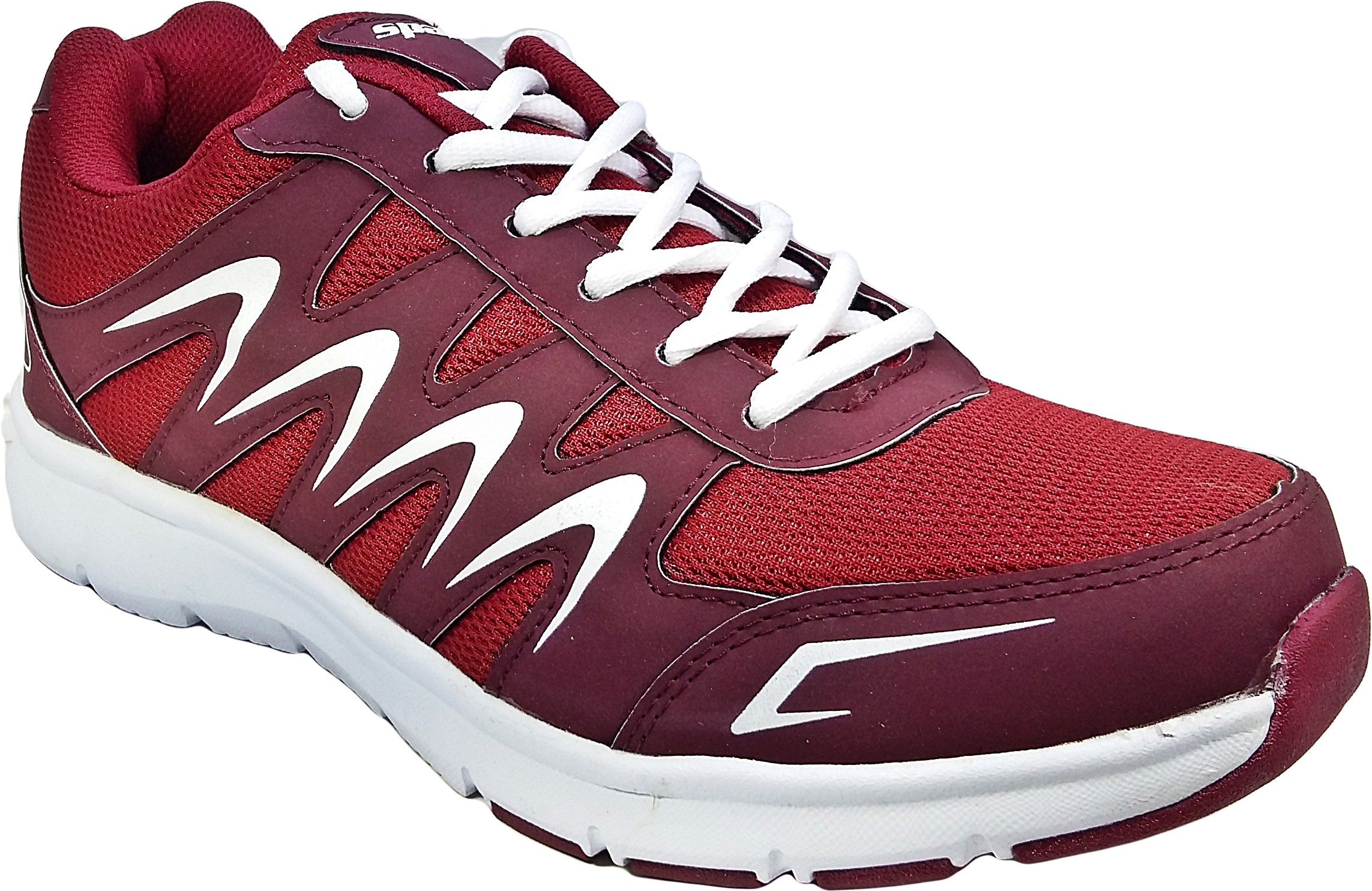 Sparx Men Red White Running Shoes(Red, White) best price on Flipkart @ Rs. 1199