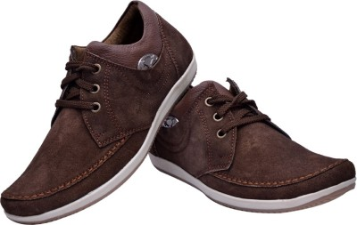 Prolific Sz Leather Casuals