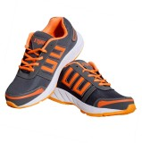Flyer Running Shoes (Grey, Multicolor, O...