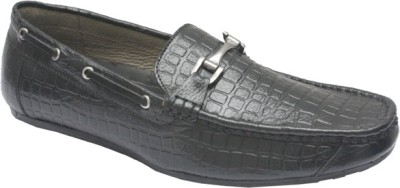 PFC Croco Loafers