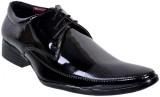 Fescon Smart Lace Up Shoes (Black)