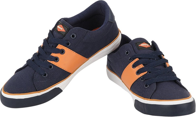 Sparx Simple Grace Casual ShoesBlue Orange