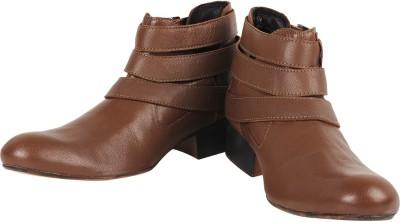 Zeta Metallic Charm Boots