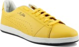 Isole Yellow Casual Shoes (Yellow)