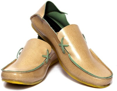 Adler Beige Colour Stylish Loafers Loafers