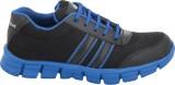 Advin England Blue Black Shoes Running S...