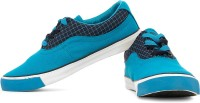 Sparx Canvas Sneakers(Blue)