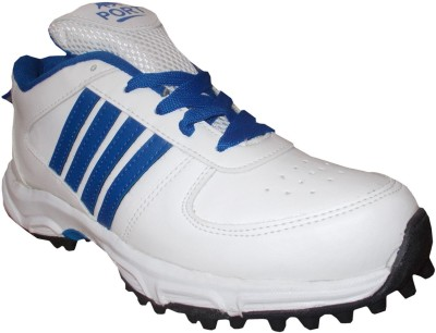 Port Boster Cricket Shoes(White)