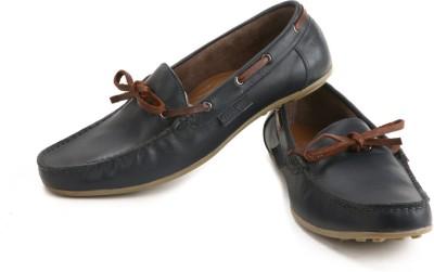 SeeandWear Navy Blue Loafers