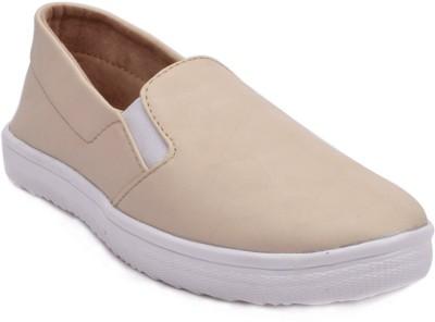 Advin England Beige Comfy Sneakers Casuals