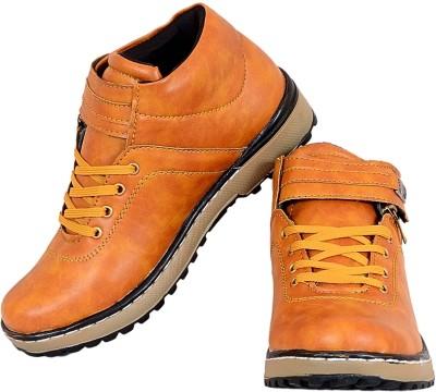 George Adam 402 Tan Casual Shoes