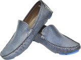 Strive Striped Loafers (Blue)