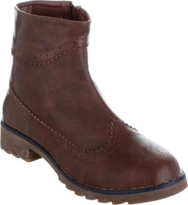 Shuz Touch Boots(Tan)