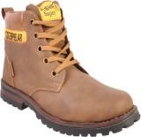 Walk Free Scott Boots (Tan)