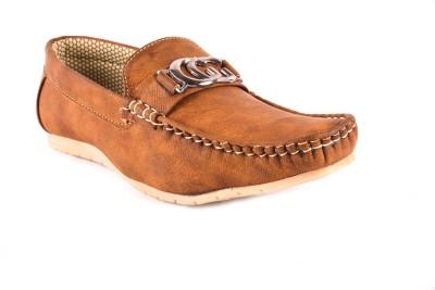 Theme United GL-1037-TEAKWOOD Loafers