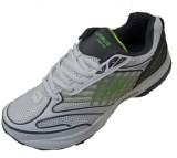 CLB Walking Shoes (White, Grey, Green)