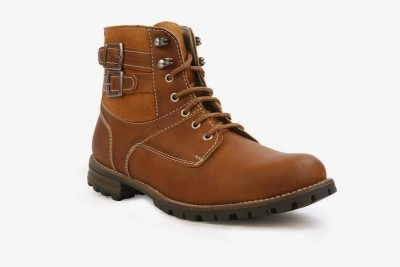 Bacca Bucci Fighter men tan Boots