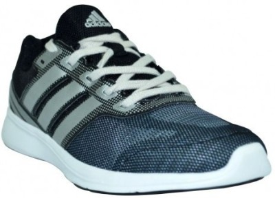 Adidas ADI PACER ELITE M Running Shoes(Black)
