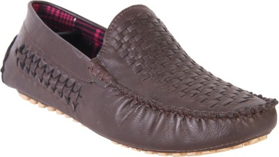 karizma shoes KZ10052Brown Loafers