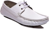 Juan David 51-White Casual Shoes (White)