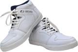 Contablue Hip Hop Boots (White)