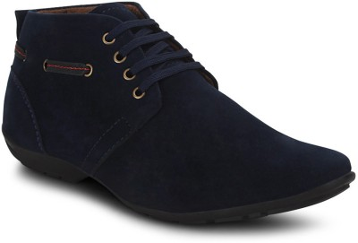 Get Glamr Blue Men's Casual Shoes