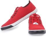 Artha Canvas Shoes (Red)