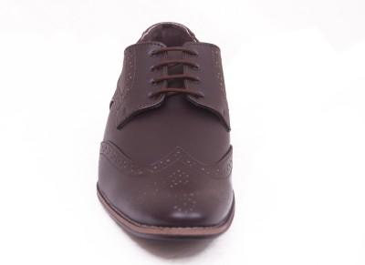 Signore Lace Up Shoes