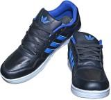 Triqer 730blue Badminton Shoes (Blue)