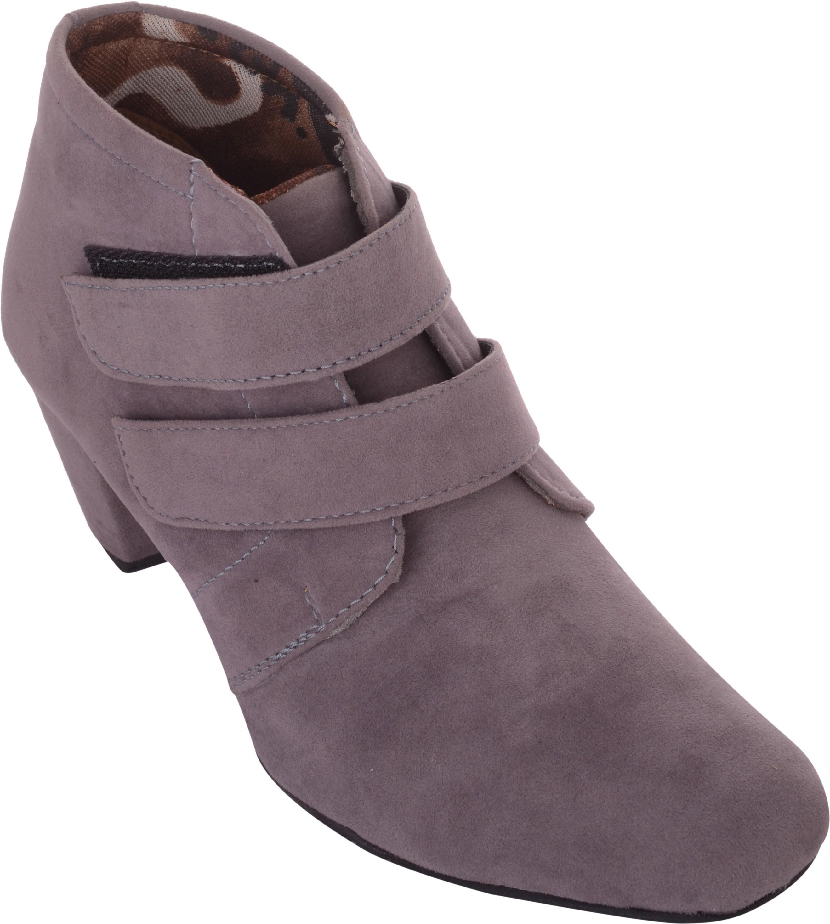 Exotique EL0031 Boots(Grey)