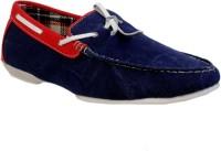 Jack Don Mens Boat Shoes