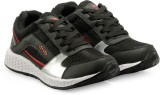 Density Running Shoes (Black, Red)