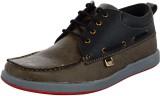 Zohran Casual Shoes (Grey)