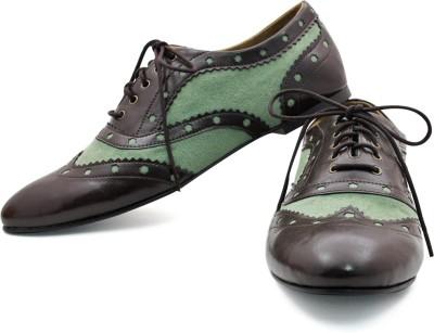 Rhythm & Shoes Elana Brown Casuals