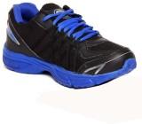 Micato Eagle Running Shoes (Black, Blue)
