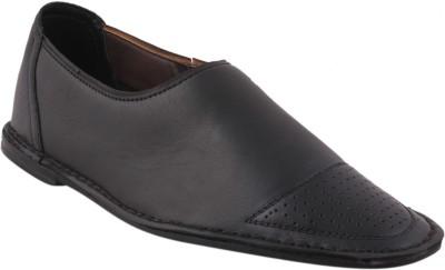 Maly M-25-BLACK Loafers