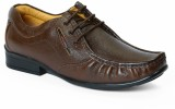 Red Chief Leather Lace Up shoes (Brown)