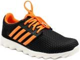 Skoene Casuals (Orange, Black)