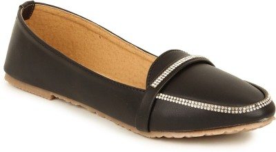 Lovely Chick Lovely Chick Black Women Casual Ballerinas Ad-Lfr-Black Casual Shoe