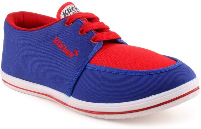 Klicker Wifi 21 R. Blue Red Casual Shoes