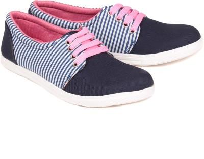 Bare Soles Stripe Shoes Casuals